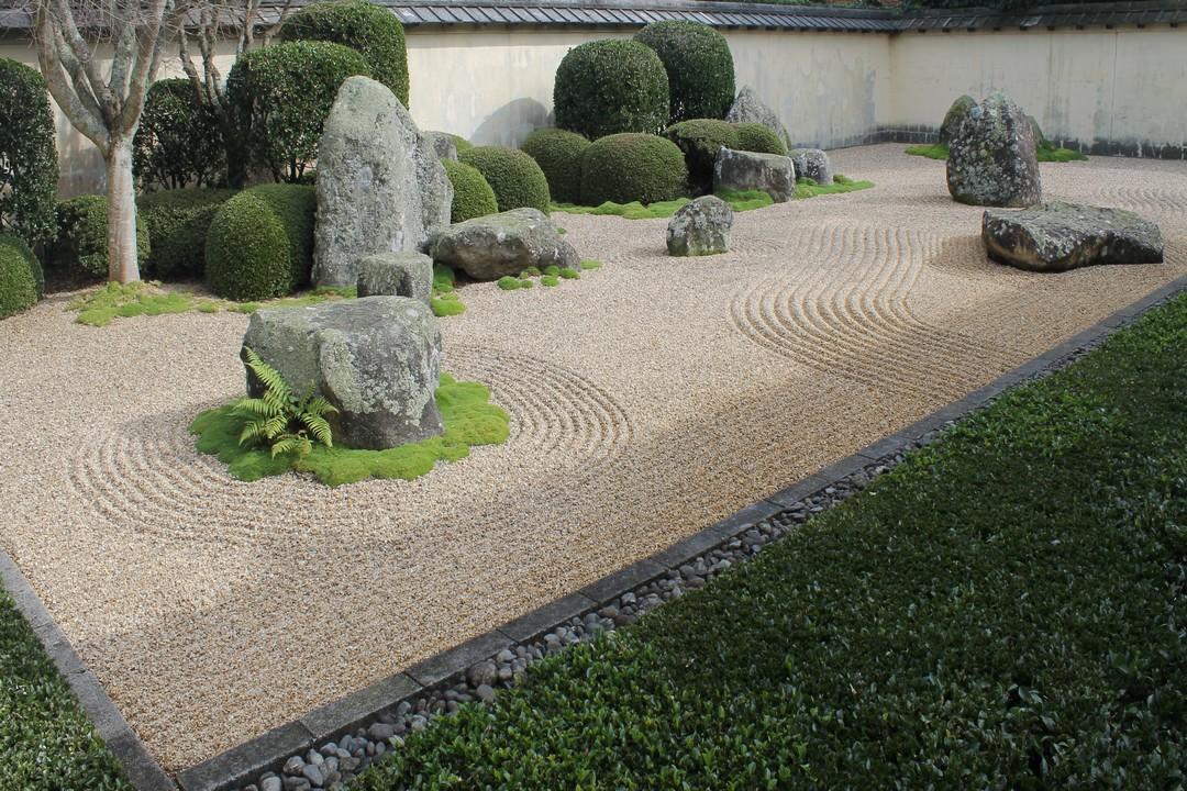 Jardin japonais ambiance zen