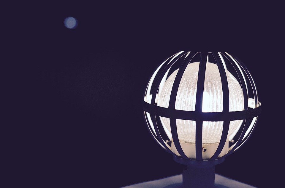 Luminaire de balcon