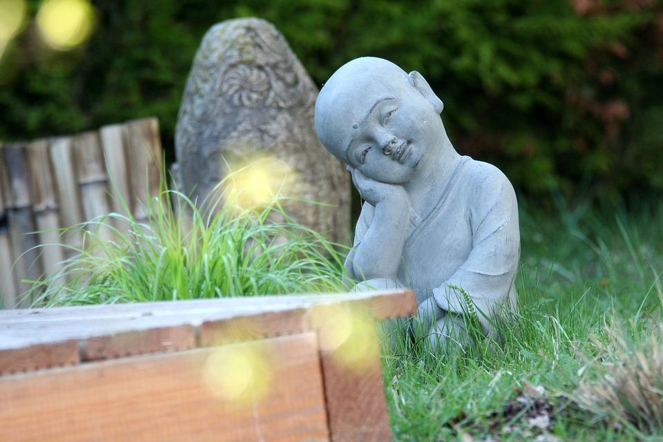 Statut jardin zen